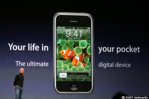 Apple cleverly positioning themselves in the market with smart brand messaging