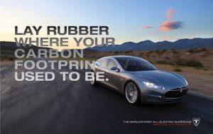 Tesla brand messaging